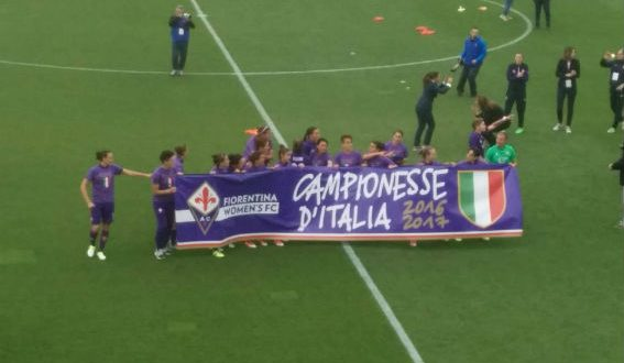 La Fiorentina Women's batte 3-0 l'Empoli Ladies e vola in finale